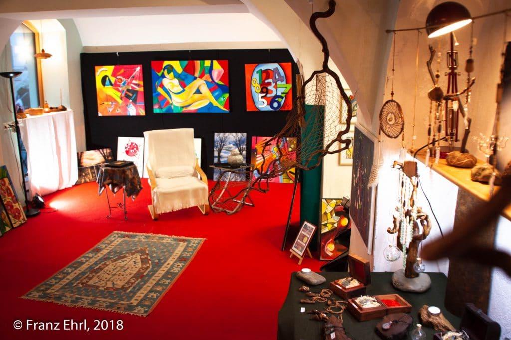 Galeria mobile Innenaufnahme